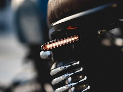 used motorcycle / tweedehands motor