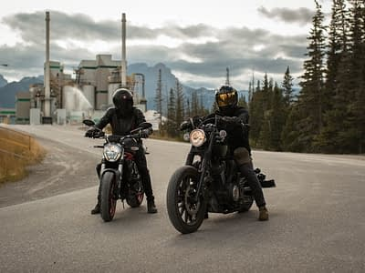 Motorrijden / To Ride